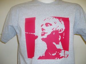 MENS MOD, THE JAM `PAUL WELLER` T-SHIRT